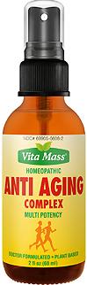 ANTI AGING COMPLEX - 2 fl oz Oral Spray (60ml)