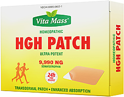 HGH Patch Ultra Potent 9990 NG