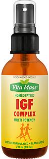 IGF Complex - Fast Acting - Oral Spray - 2 fl oz (60ml)