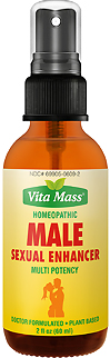 MALE SEXUAL ENHANCER - 2 fl oz Oral Spray (60ml)