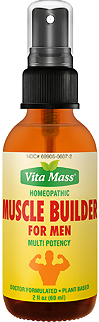 Muscle Builder - Fast Acting  - Oral Spray - 2 fl oz (60ml)