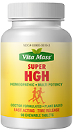 Super HGH - TR Fast Acting - 90 Chewable Tablets