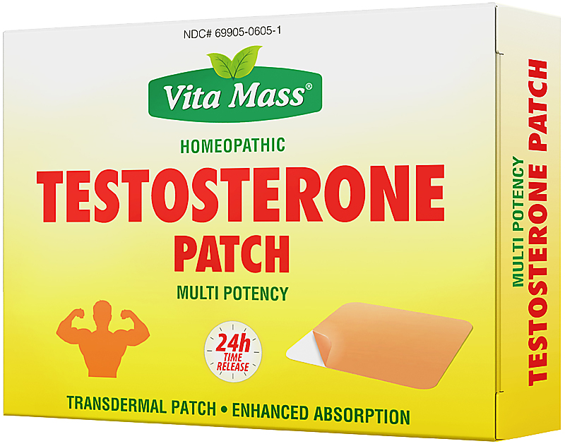 testosterone patches or injections