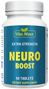neuro boost - maximum strength - 60 tablets